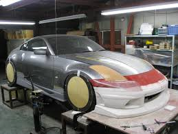 nissan 350z body kits voltex body kit in the works page 4 my350z com nissan 350z