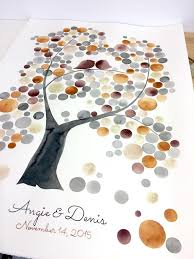 unique wedding guest book alternatives custom wedding guest book alternative tree of 250 guest