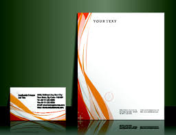 free flyer design business style flyer and cover brochure vector 02 vector cover