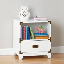 stunning kids white nightstand catchy home decor ideas with beauty