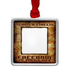 marine corps ornaments keepsake ornaments zazzle