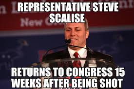 Congress Meme - steve scalise returns to congress memenews