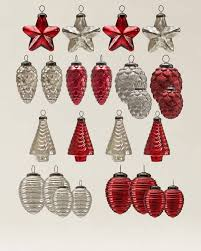 Red Mercury Glass Christmas Ornaments Decorating With Mercury Glass Home Design