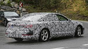 spy photos fourth generation 2018 audi a8 d5