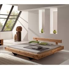 Wood Furniture Bed Designs Oregon Is A Low Solid Wood Platform Bed With An Ultra Modern