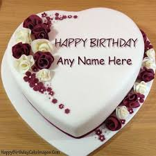 cute birthday cake with name happy birthday cake images