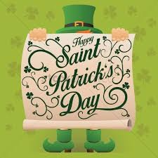 happy st patricks day vector image 1996094 stockunlimited