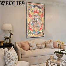 Tibetan Home Decor Compare Prices On Thangka Frame Online Shopping Buy Low Price