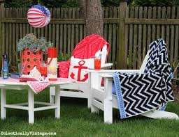 Summer Entertaining Ideas - summer entertaining ideas a patriotic picnic
