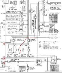 nissan b13 wiring diagram nissan wiring diagrams instruction