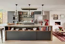 les de cuisine suspension îlot de cuisine au design revisité selon les tendances actuelles