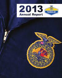 2013 ffa foundation report by national ffa organization issuu