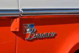 baja bronco 1971 ford bronco stroppe baja edition is retro delight sharp