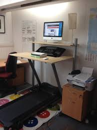 Ikea Fredrik Standing Desk by Rose George Blog Archive My Treadmill Desk
