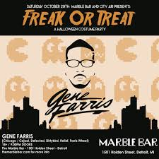ra marble bar u0026 city air present freak or treat with gene farris