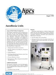 anesthesia units docshare tips