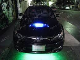 Automotive Led Light Strips 7 Color Led Underbody Kit Led Undercar Lights Under Car Led Lights