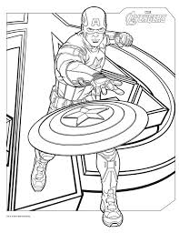 coloring pages breathtaking avengers printable coloring pages