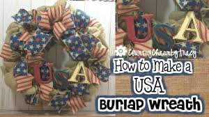 halloween burlap wreath how to make a usa burlap wreath bubble burlap wreath technique