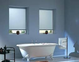 bathroom blind ideas best blinds for a bathroom justget club