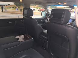 nissan armada 2017 seat covers first drive patrolling for alternative routes in the 2017 nissan