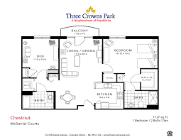Florr Plans by Mcdaniel Courts Floor Plans Three Crowns Park Evanston Il