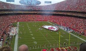 Arrowhead Stadium Map Kansas City Chiefs U2013 Arrowhead Stadium