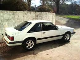 1989 ford mustang 4 cylinder 1990 ford mustang 2 3l