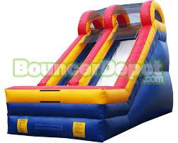 inflatable water slide 18 feet backyard inflatable water slide