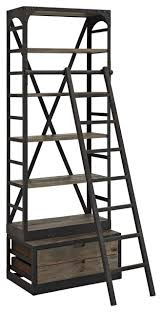 Metal And Wood Bookshelves by Velocity Wood Bookshelf Eei 1211 Industrial Bookcases By