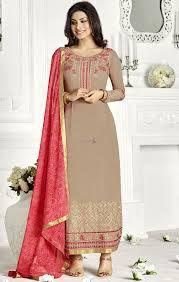 buy new fashion salwar kameez suit embroidered boutique