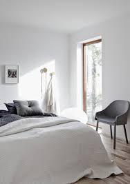 peinture blanche pour chambre adulte moderne