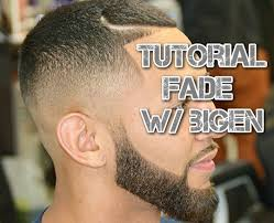 how to do nice bald fade haircut with bigen color my man