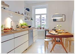 Kitchen Scandinavian Design Inspiring White Scandinavian Kitchen Designs