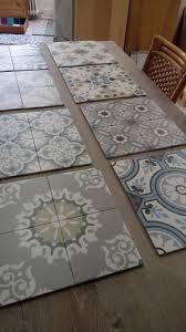 Tile Decals Quadrostyle Moroccan Agadir by Revoir Paris Ceramic Tile Keramische Tegel 20x20 Interieur