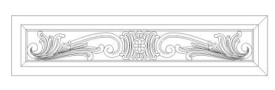 jun aguelo 3d artist draw ornaments carving in autocad