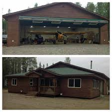 hangars and hangar homes soloy construction