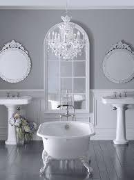 Outdoor Shower Mirror - cottage 3 4 bathroom with clawfoot bathtub u0026 slate tile floors