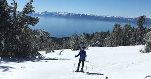 here are the top places to snowshoe at tahoe