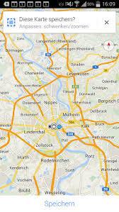 Offline Map Anleitung Google Maps Unter Android Offline Verwenden Der Tutonaut