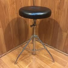 ludwig vintage 1970 model 1020 atlas drum throne evolution music