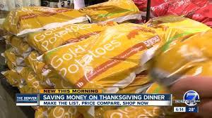6 ways to save on thanksgiving dinner denver7 thedenverchannel