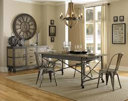 casual dining room sets home design ideas and pictures magnussen home walton rustic dining table with casters and extension leaf pilgrim furniture city dining room