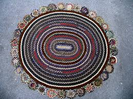 Round Colourful Rugs by The Minimalist Round Braided Rugs U2014 Home Ideas Collection The