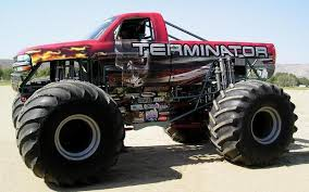 monster truck racing association monster truck terminator