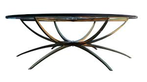 stunning italian style brass spider base table at 1stdibs