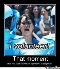 I Volunteer Meme - i volunteer by recyclebin meme center
