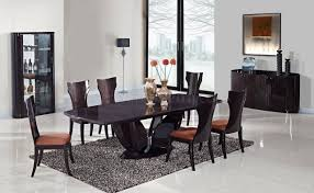 Dining Room Furniture Usa D52 Dining Table In Wenge By Global Furniture Usa W Options