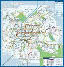 Bus Route Map Brussels Bus Route Map Bruxelles Bus Route Map Belgium