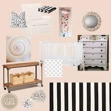 White Rug Nursery Black White Peachy Pink Beach Nursery Ideas U2013 Cute U0026 Co